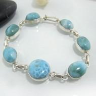 Yamir Larimar Bracelet 7 LC19 10625 Larimar-Stone 89,00 €
