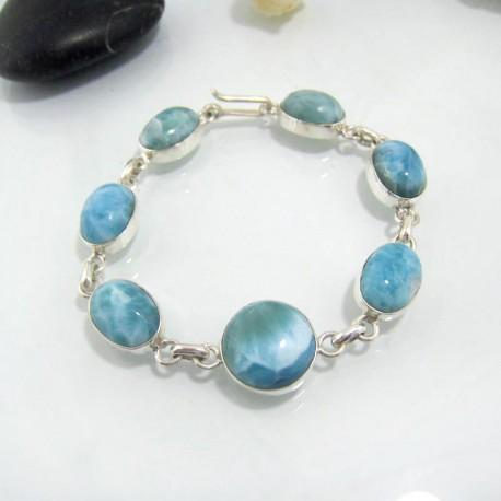 Yamir Larimar Bracelet 7 LC21 10627 Larimar-Stone 89,00 €