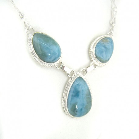 Larimar-Stone Yamir Collier Necklace 9091 139,00 €