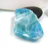 Larimar-Stone Larimar Scheibe / Display C21 10799 69,00 €