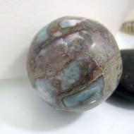 Потрясающий шариковый шарик LK3 10802 Larimar-Stone