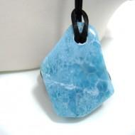 Larimar-Stone XL Larimar Stone Polished with drilled hole SB137a 10696 119,90 €