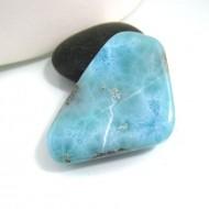 Larimar-Stone Larimar Tumbled Hand flattererHL20 10769 69,90 €