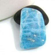 Larimar-Stone Larimar Tumbled Hand flattererHL21 10770 89,90 €
