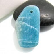 Larimar-Stone Larimar Stone Polished with drilled hole SB189 10746 29,90 €