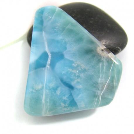 Larimar Tumbled HL27 10776 Larimar-Stone 46,90 €
