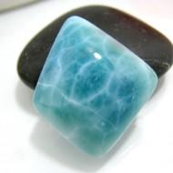 Ларимар без формы кабошон FC145 10849 Larimar-Stone