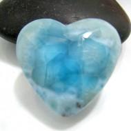 Larimar-Stone Larimar Herz Cabochon HZ9 10860 29,90 €
