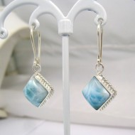 Boucles d'oreilles Larimar VO1 10876 Larimar-Stone 39,00 €