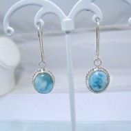 Larimar-Stone Larimar Earrings Oval YO2 10882 39,00 €