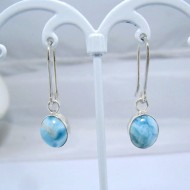Larimar-Stone Larimar Earrings Oval YO3 10885 39,00 €