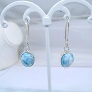 Boucles d'oreilles Larimar ovale YO4 10886 Larimar-Stone 39,00 €