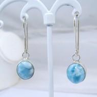 Boucles d'oreilles Larimar ovale YO5 10887 Larimar-Stone 39,00 €