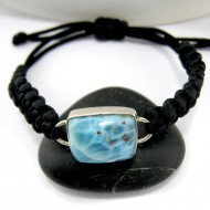 Larimar-Stone Larimar Unisex Bracelet LA43 10965 59,00 €