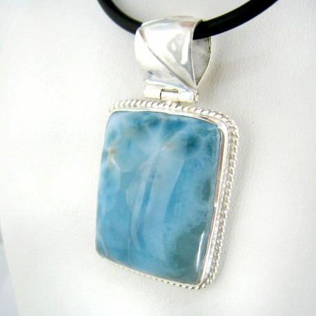 Larimar-Stone Yamir Luxury Pendant 9101 109,00 €