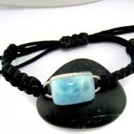 Larimar-Stone Larimar Unisex Bracelet LA45 10967 49,00 €