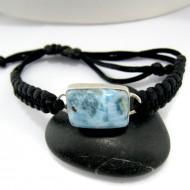 Larimar-Stone Larimar Unisex Bracelet LA47 10969 49,00 €