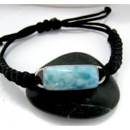 Larimar-Stone Larimar Unisex Bracelet LA48 10970 49,00 €