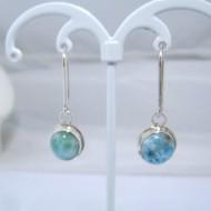 Boucles d'oreilles Larimar ovale YO9 10891 Larimar-Stone 39,00 €