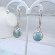 Larimar-Stone Larimar Earrings Oval YO10 10892 39,00 €