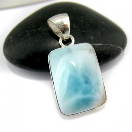 Larimar-Stone Larimar Pendant Square LV6 10920 39,00 €