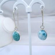 Boucles d'oreilles Larimar ovale YO17 10905 Larimar-Stone 39,00 €