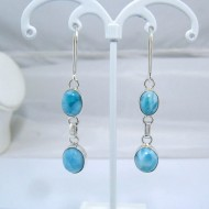 Larimar-Stone Larimar Earrings 2x Oval YO20 10908 49,00 €