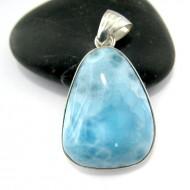 Larimar Golgante Lagrima YT66 10928 Larimar-Stone 49,00 €