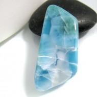 Ларимар галтованный HL34 10783 Larimar-Stone