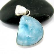 Larimar-Stone Larimar Pendant Freeform FR65 10930 34,90 €