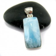 Larimar Pendentif Quadrangle LV10
