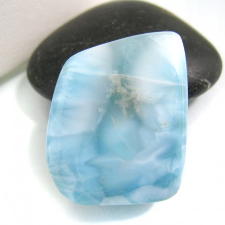 Larimar-Stone Larimar Tumbled Hand flattererHL40 10789 39,90 €