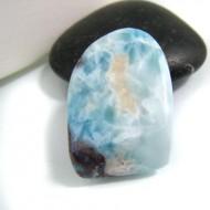 Ларимар галтованный HL41 10790 Larimar-Stone