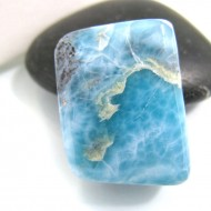 Larimar-Stone Larimar Tumbled Hand flattererHL43 10792 39,90 €