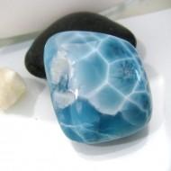 Larimar-Stone Larimar Freeform Cabochon FC161 10975 219,00 €