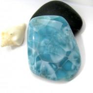 Larimar-Stone XL Freeform Cabochon FC163 10978 239,00 €
