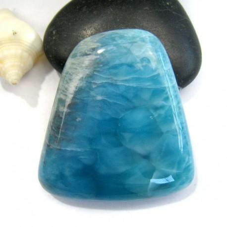 Larimar-Stone XL Freeform Cabochon FC167 10988 149,00 €