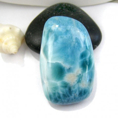 Larimar-Stone Larimar Freeform Cabochon FC170 10993 149,00 €