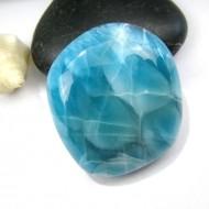 Larimar-Stone Freeform Cabochon Larimar FC175 10999 65,90 €