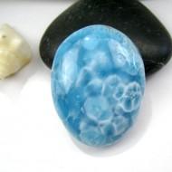 Larimar-Stone Freeform Cabochon Larimar FC176 11000 69,90 €