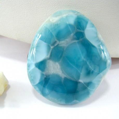 Larimar-Stone XL Larimar Freeform Cabochon FC191 11071 149,00 €
