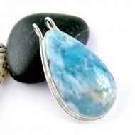 Larimar-Stone Larimar Pendant Oliv OV48 11170 129,00 €