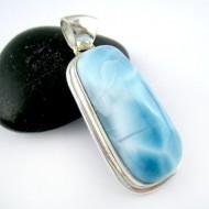 Larimar-Stone Larimar Pendant Freeform FR79 11180 109,90 €