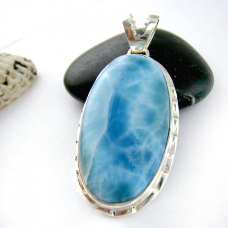 Larimar-Stone Larimar Yamir Anhänger Oval YO11 11181 119,00 €