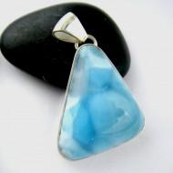 Larimar-Stone Larimar Pendant Freeform FR83 11190 69,00 €