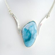 Larimar-Stone Yamir Collier Necklace YC12a 11200 149,00 €