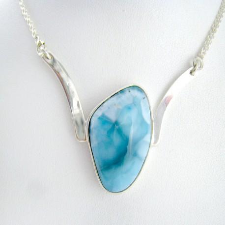 Larimar-Stone Edles Yamir Larimar Collier YC12 11200 149,00 €