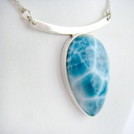 Larimar-Stone Edles Yamir Larimar Collier YC13 11201 189,00 €