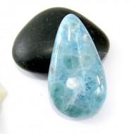 Larimar Lagrima Cabochon TC30 11104 Larimar-Stone 39,90 €