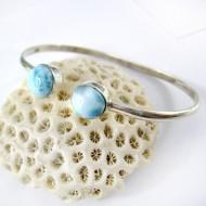 Larimar-Stone Larimar Bracelet Universum 09 11213 79,00 €
